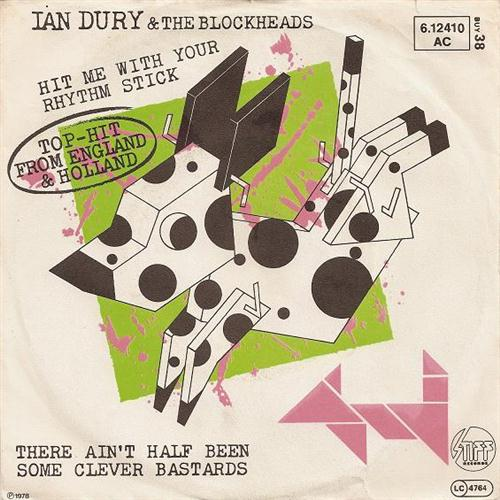 Easily Download Ian Dury & The Blockheads Printable PDF piano music notes, guitar tabs for Guitar Chords/Lyrics. Transpose or transcribe this score in no time - Learn how to play song progression.