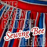 Download Ian Livingstone 'The Great British Sewing Bee Theme' Printable PDF 4-page score for Film/TV / arranged Piano Solo SKU: 412191.