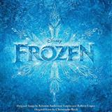 Download or print Idina Menzel Let It Go (from Frozen) Sheet Music Printable PDF 4-page score for Children / arranged Big Note Piano SKU: 154969.