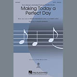 Download Idina Menzel & Kristen Bell and Cast 'Making Today A Perfect Day (from Frozen Fever) (arr. Roger Emerson)' Printable PDF 17-page score for Children / arranged SATB Choir SKU: 159972.