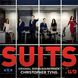 Download or print Ima Robot Greenback Boogie (Theme from Suits) Sheet Music Printable PDF 11-page score for Film/TV / arranged Piano, Vocal & Guitar (Right-Hand Melody) SKU: 416076.