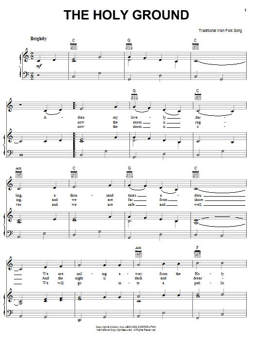Irish Folksong