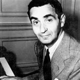 Download or print Irving Berlin A Pretty Girl Is Like A Melody Sheet Music Printable PDF 2-page score for Pop / arranged Piano Solo SKU: 21531.