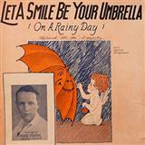 Download or print Irving Kahal Let A Smile Be Your Umbrella Sheet Music Printable PDF 4-page score for Standards / arranged Easy Piano SKU: 408435.