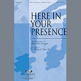 Download J. Daniel Smith 'Here In Your Presence - Bassoon (Cello Sub)' Printable PDF 4-page score for Concert / arranged Choir Instrumental Pak SKU: 270528.