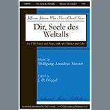 Download or print J.D. Frizzell Dir, Seele Des Weltalls Sheet Music Printable PDF 11-page score for Concert / arranged TTB Choir SKU: 459714.