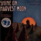 Download or print Jack Norworth Shine On, Harvest Moon Sheet Music Printable PDF 4-page score for Country / arranged Piano, Vocal & Guitar (Right-Hand Melody) SKU: 16576.