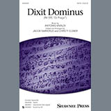 Download Jacob Narverud 'Dixit Dominus Instrumental Parts - Harpsichord' Printable PDF 4-page score for Latin / arranged Choir Instrumental Pak SKU: 352361.