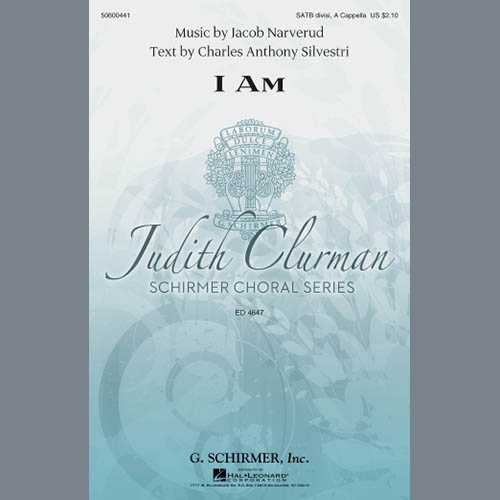 Easily Download Jacob Narverud Printable PDF piano music notes, guitar tabs for SATB Choir. Transpose or transcribe this score in no time - Learn how to play song progression.
