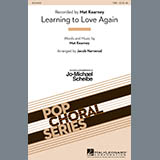Download or print Jacob Narverud Learning To Love Again Sheet Music Printable PDF 11-page score for Pop / arranged TBB Choir SKU: 169709.