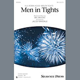 Download or print Jacob Narverud Men In Tights Sheet Music Printable PDF 7-page score for Film/TV / arranged TBB Choir SKU: 165381.