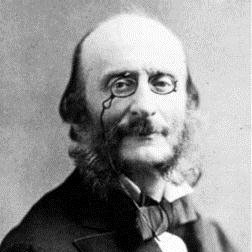 Download Jacques Offenbach 'The Can Can' Printable PDF 2-page score for Classical / arranged Alto Sax Solo SKU: 105442.