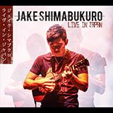 Download Jake Shimabukuro '3rd Stream' Printable PDF 8-page score for Folk / arranged Ukulele Tab SKU: 186368.