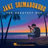 Download or print Jake Shimabukuro Mahalo John Wayne Sheet Music Printable PDF 5-page score for Folk / arranged Ukulele Tab SKU: 403585.