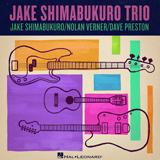 Download or print Jake Shimabukuro Trio Morning Blue Sheet Music Printable PDF 3-page score for Pop / arranged Ukulele Tab SKU: 427442.