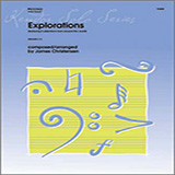 Download James Christensen 'Explorations (featuring 5 selections from around the world) - Piano' Printable PDF 28-page score for Instructional / arranged Woodwind Solo SKU: 354156.