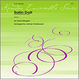 Download James Christensen 'Satin Doll (From Sophisticated Ladies) - 2nd Flute' Printable PDF 2-page score for Jazz / arranged Woodwind Ensemble SKU: 339164.