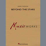 Download James Curnow 'Beyond the Stars - Oboe' Printable PDF 3-page score for Concert / arranged Concert Band SKU: 380333.