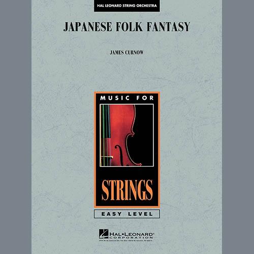 James Curnow, Japanese Folk Fantasy - Piano, Orchestra