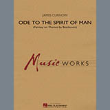 Download James Curnow 'Ode to the Spirit of Man - Oboe 1' Printable PDF 3-page score for Concert / arranged Concert Band SKU: 331277.