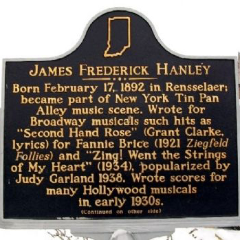 Easily Download James F. Hanley Printable PDF piano music notes, guitar tabs for Piano, Vocal & Guitar (Right-Hand Melody). Transpose or transcribe this score in no time - Learn how to play song progression.