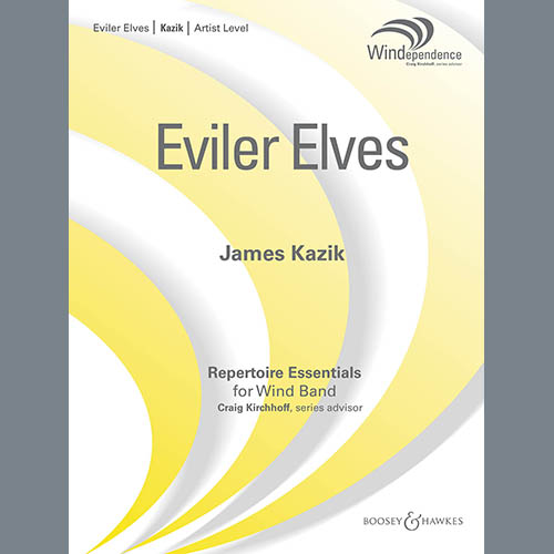 Easily Download James Kazik Printable PDF piano music notes, guitar tabs for Concert Band. Transpose or transcribe this score in no time - Learn how to play song progression.
