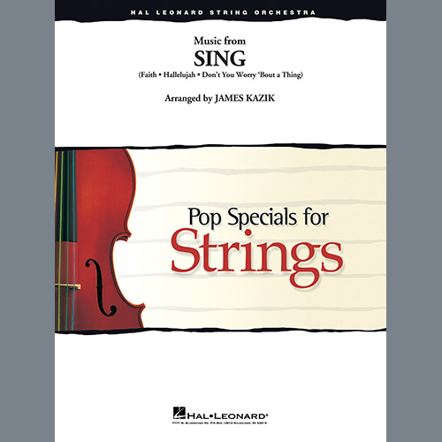 Easily Download James Kazik Printable PDF piano music notes, guitar tabs for Orchestra. Transpose or transcribe this score in no time - Learn how to play song progression.