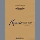 Download James Meredith 'Arikara - Percussion 1' Printable PDF 2-page score for Pop / arranged Concert Band SKU: 337966.