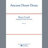Download James Worman 'Ancient Desert Drone - Oboe 1' Printable PDF 2-page score for Concert / arranged Concert Band SKU: 350476.