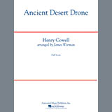 Download James Worman 'Ancient Desert Drone - Percussion 5' Printable PDF 2-page score for Concert / arranged Concert Band SKU: 350510.