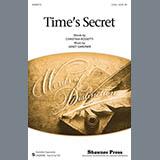 Download or print Janet Gardner Time's Secret Sheet Music Printable PDF 4-page score for Concert / arranged 2-Part Choir SKU: 96892.