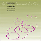 Download or print Jared Spears Frenzy! - Percussion 2 Sheet Music Printable PDF 3-page score for Concert / arranged Percussion Ensemble SKU: 351537.