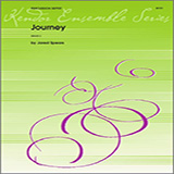 Download Jared Spears 'Journey - Full Score' Printable PDF 10-page score for Concert / arranged Percussion Ensemble SKU: 343558.