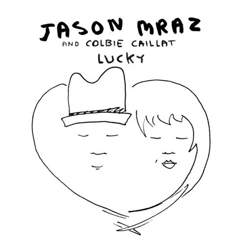 Easily Download Jason Mraz & Colbie Caillat Printable PDF piano music notes, guitar tabs for Piano, Vocal & Guitar (Right-Hand Melody). Transpose or transcribe this score in no time - Learn how to play song progression.