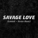 Download or print Jawsh 685 x Jason Derulo Savage Love Sheet Music Printable PDF 5-page score for Hip-Hop / arranged Piano, Vocal & Guitar (Right-Hand Melody) SKU: 471011.