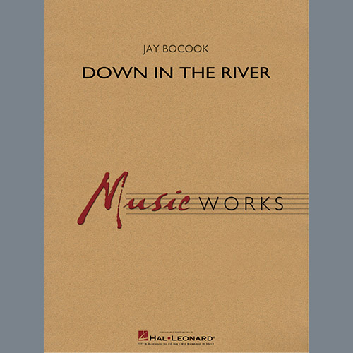 Easily Download Jay Bocook Printable PDF piano music notes, guitar tabs for Concert Band. Transpose or transcribe this score in no time - Learn how to play song progression.