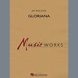 Download Jay Bocook 'Gloriana - English Horn' Printable PDF 1-page score for Concert / arranged Concert Band SKU: 341696.