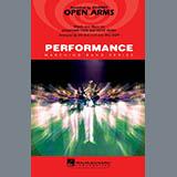 Download Jay Bocook 'Open Arms - Bb Horn/Flugelhorn' Printable PDF 1-page score for Pop / arranged Marching Band SKU: 299070.