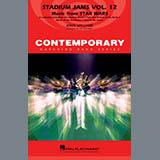 Download Jay Bocook 'Stadium Jams Volume 12 (Star Wars) - Baritone B.C.' Printable PDF 1-page score for Classical / arranged Marching Band SKU: 377951.