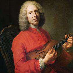 Download or print Jean-Philippe Rameau Tambourin Sheet Music Printable PDF 3-page score for Classical / arranged Piano Solo SKU: 196419.