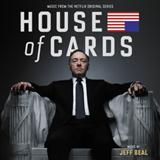 Download or print Jeff Beal House Of Cards (Main Title Theme) Sheet Music Printable PDF 2-page score for Film/TV / arranged Piano Solo SKU: 120949.