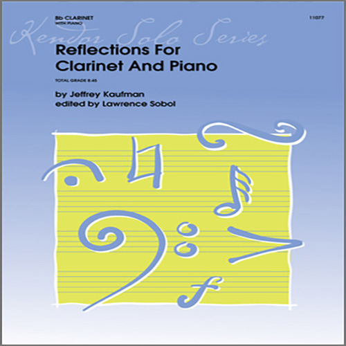 Easily Download Jeffrey Kaufman Printable PDF piano music notes, guitar tabs for Woodwind Solo. Transpose or transcribe this score in no time - Learn how to play song progression.