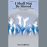 Download or print Jennifer Klein I Shall Not Be Moved (arr. Brad Nix) Sheet Music Printable PDF 7-page score for A Cappella / arranged SATB Choir SKU: 447693.