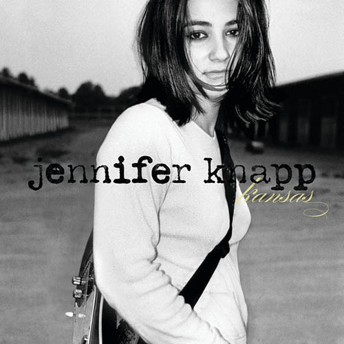 Easily Download Jennifer Knapp Printable PDF piano music notes, guitar tabs for Piano, Vocal & Guitar (Right-Hand Melody). Transpose or transcribe this score in no time - Learn how to play song progression.