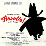 Download or print Jerry Bock 'Til Tomorrow (from Fiorello!) Sheet Music Printable PDF 2-page score for Musical/Show / arranged Piano Chords/Lyrics SKU: 357751.