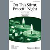 Download or print Jerry Estes On This Silent, Peaceful Night Sheet Music Printable PDF 7-page score for Christmas / arranged 2-Part Choir SKU: 407159.