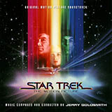 Download or print Jerry Goldsmith Star Trek The Motion Picture Sheet Music Printable PDF 1-page score for Classical / arranged French Horn Solo SKU: 189562.