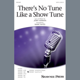 Download or print Jerry Herman There's No Tune Like A Show Tune (arr. Mark Hayes) Sheet Music Printable PDF 14-page score for Broadway / arranged 2-Part Choir SKU: 410318.