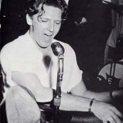 Download or print Jerry Lee Lewis One Has My Name, The Other Has My Heart Sheet Music Printable PDF 3-page score for Country / arranged Piano, Vocal & Guitar (Right-Hand Melody) SKU: 19853.