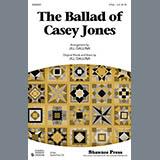 Download or print Jill Gallina Ballad Of Casey Jones Sheet Music Printable PDF 13-page score for Concert / arranged 2-Part Choir SKU: 86947.